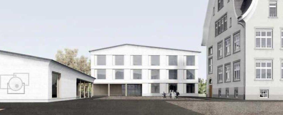 """""""Denuo"""" – Neubau Schulanlage und Doppelhalle Islikon"""