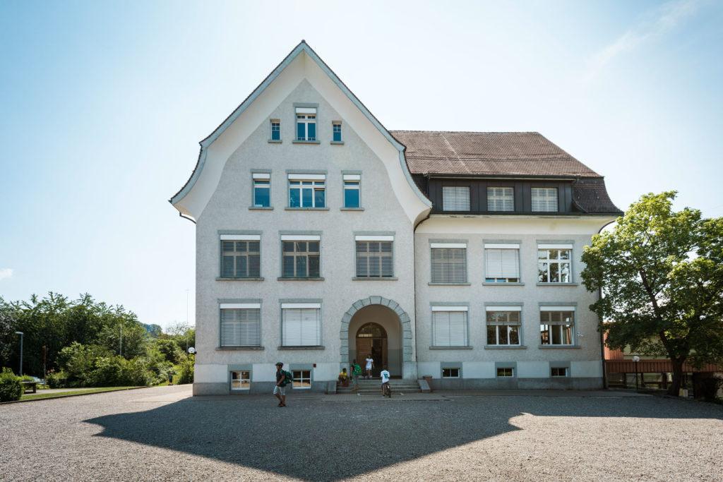 Schulhaus Islikon