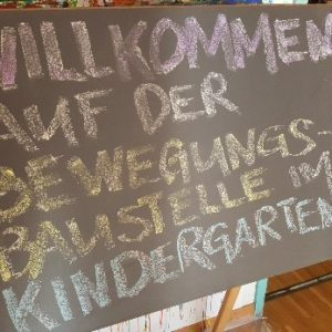 13: Bauen im Kindergarten – Beitrag des Kiga C. Gutknecht