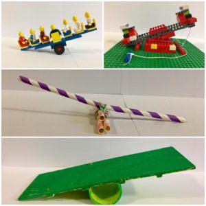18: Ich konstruiere eine Wippe  – Beitrag der 2.Klasse