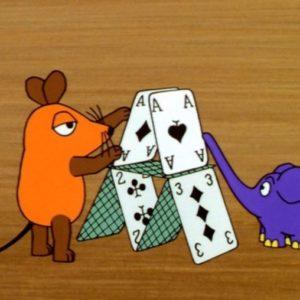 23: Kartenhaus – Beitrag der 2.Klasse